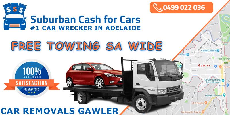 Car Removals Gawler