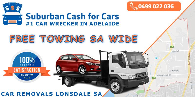 CAR REMOVALS LONSDALE SA