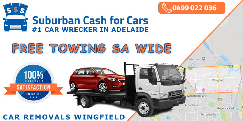 Car Removals Wingfield